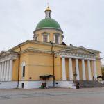 Троицкий собор.Данилов монастырь