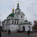 Данилов монастырь Храм Святых отцов Семи Вселенских соборов.