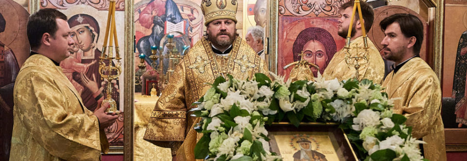 Престольный праздник.  24 июня — св. равноап. кн. Ольги